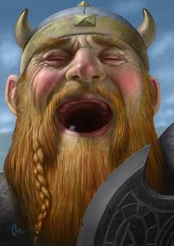 dwarf's liquor makes me laugh