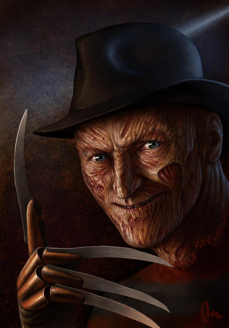 Elm Street by AlMaNeGrA