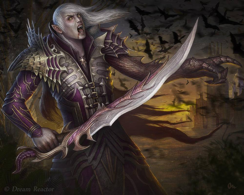 Dominion Vampire by AlMaNeGrA