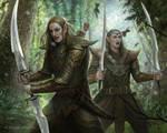 Forest swords
