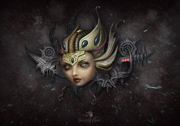 Lydia by AlMaNeGrA