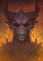 K - Demonoid2 by AlMaNeGrA