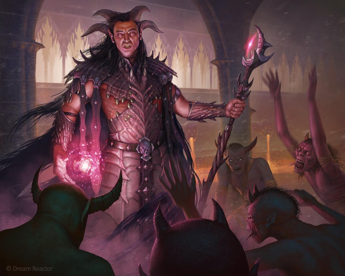 Danrgon - Archpriest of Aamon
