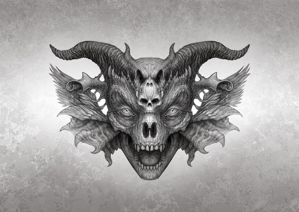 VF logo sketch by AlMaNeGrA