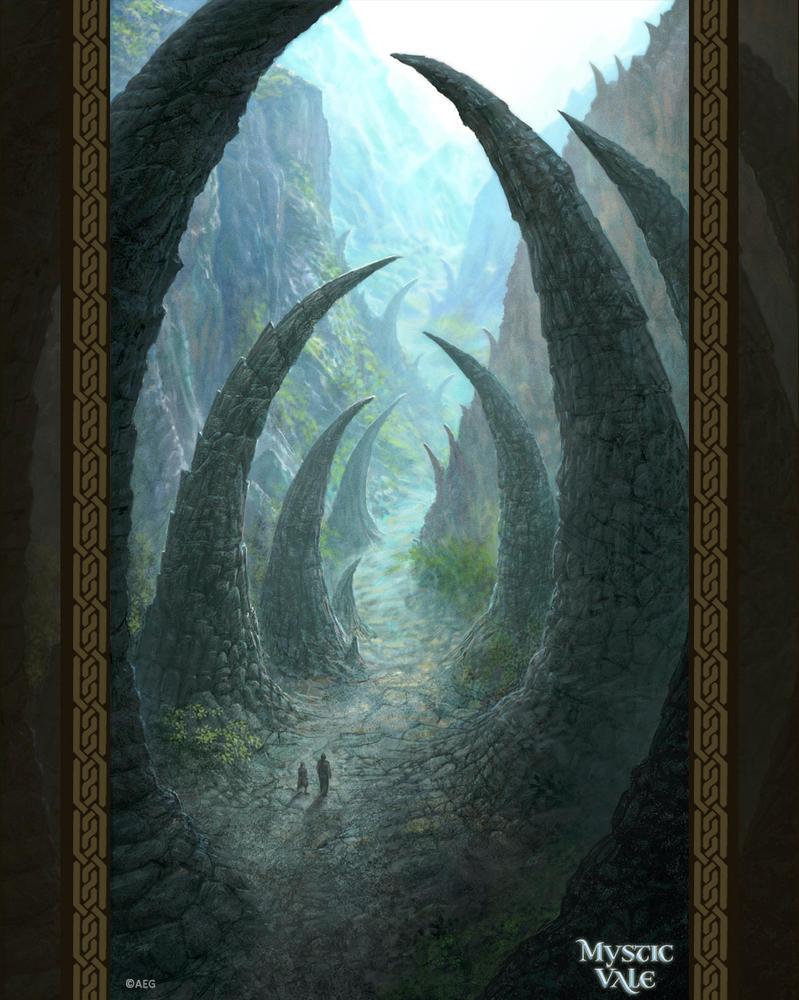 Talon Gorge by AlMaNeGrA