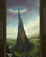 Bramble Spire by AlMaNeGrA