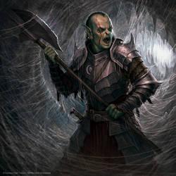 ORC OF MINAS MORGUL by AlMaNeGrA