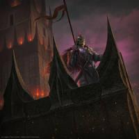 Evil Vigilance by AlMaNeGrA
