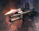 Bo-rifle