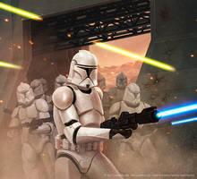 CloneTrooper by AlMaNeGrA
