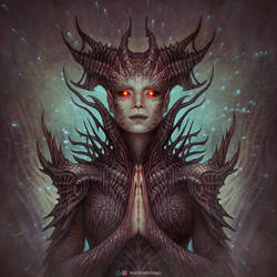 Mantis by AlMaNeGrA