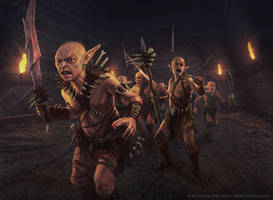 Goblin Ambush by AlMaNeGrA
