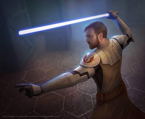 Republic Jedi Armor