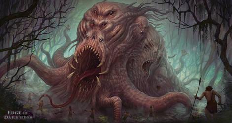 Pestilence Bringer by AlMaNeGrA