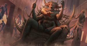 Avatar of the Soulless God