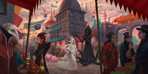 Celestial Bazaar