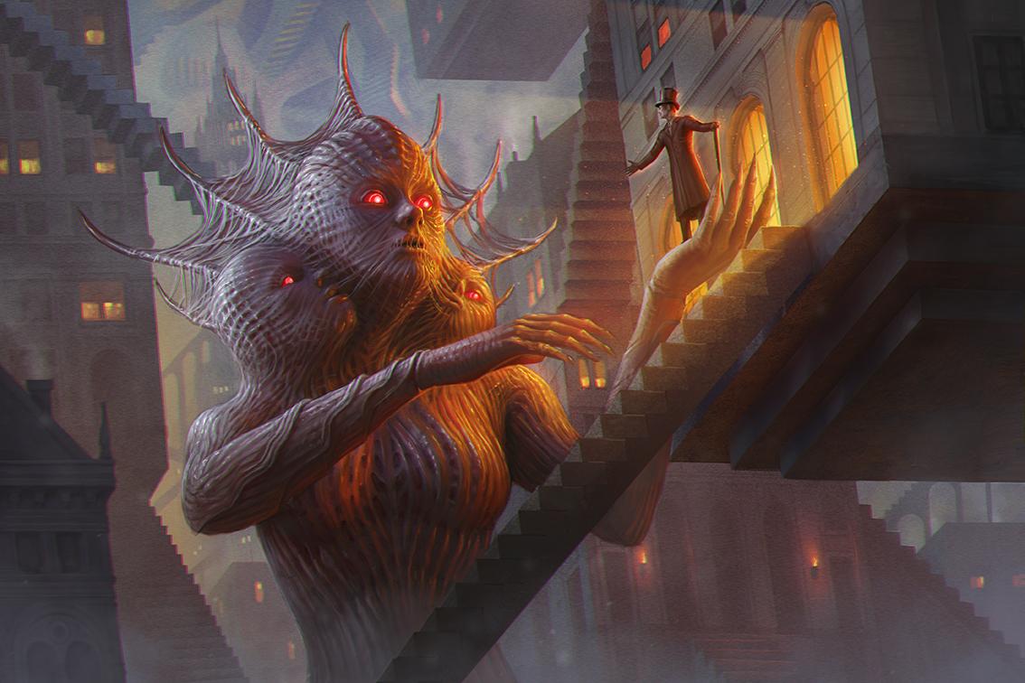 Labyrinth city maiden