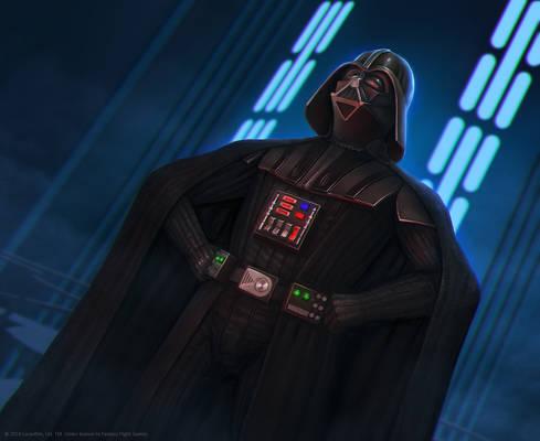 Darth Vaders Armor