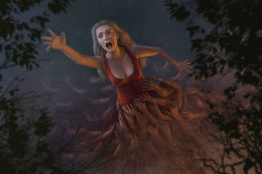 last scream by AlMaNeGrA