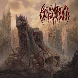 BONECARVER - Evil Cover