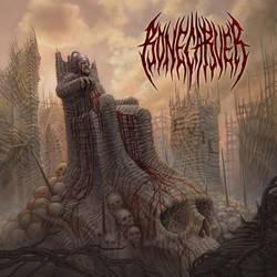 BONECARVER - Evil Cover by AlMaNeGrA