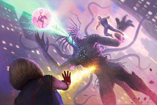 marvel vs lovecraft