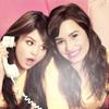 Selena Gomez, Demi Lovato 001 by xSparklyVampire