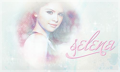 Selena Gomez: Dreaming by xSparklyVampire
