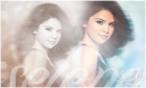 NEW Selena Gomez  Blend by xSparklyVampire