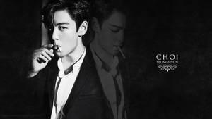 T.O.P aka Choi Seunghyun for MAX Movie - Wallpaper by xSparklyVampire
