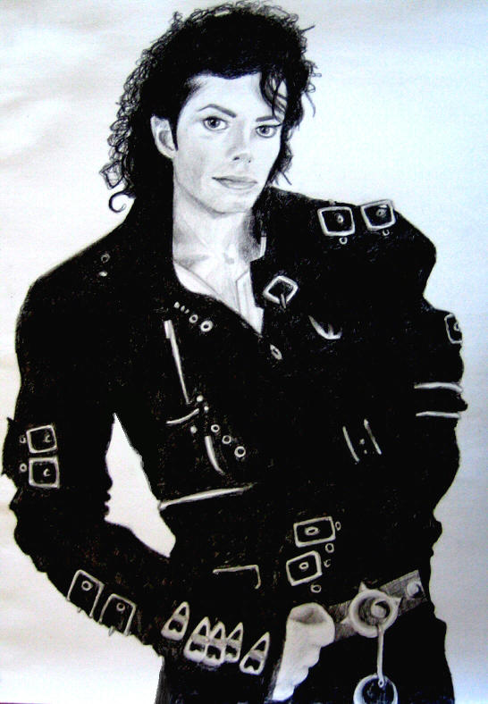Michael Jackson by Ripsa