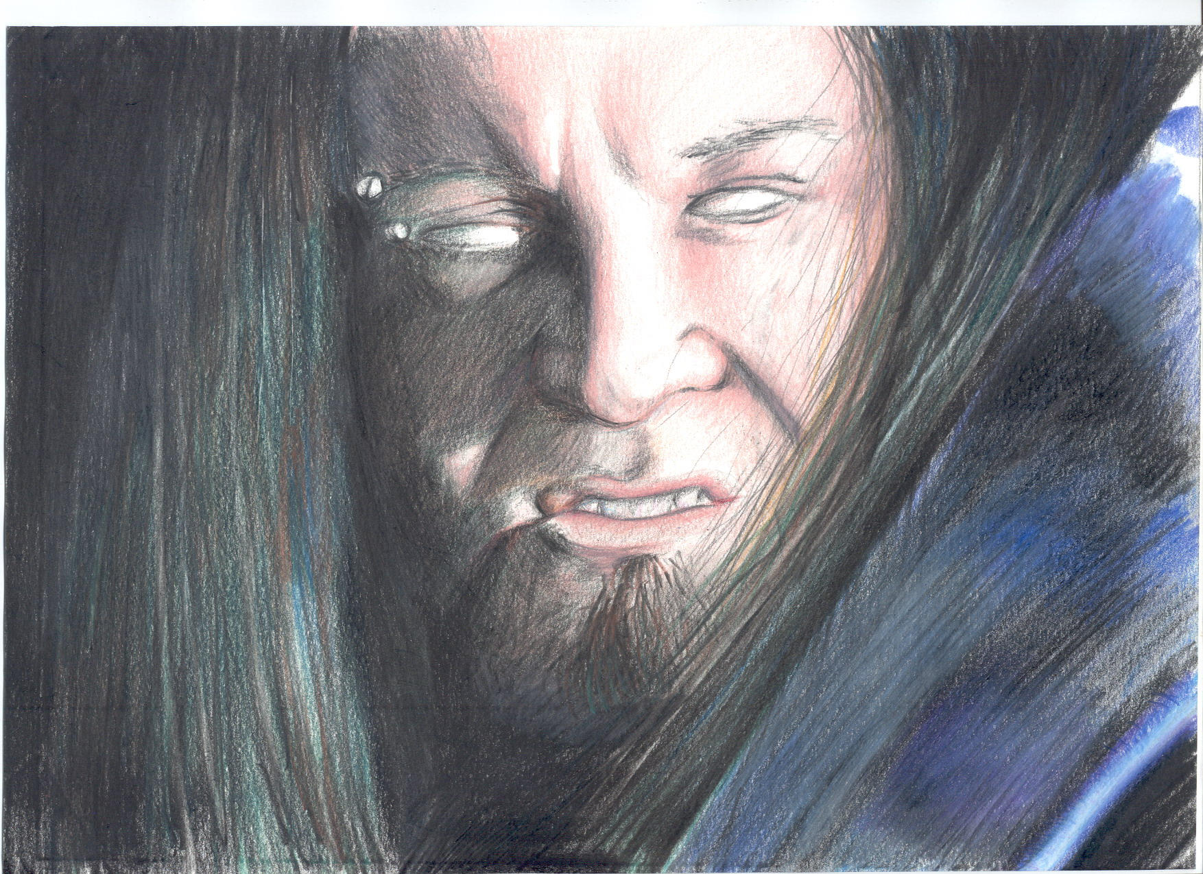 Wwe The Undertaker 1990s The undertaker by zadisma