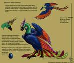 Sapphire Wind Phoenix