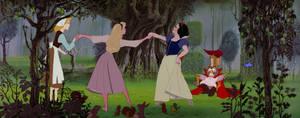 Aurora/Cinderella/Snow White