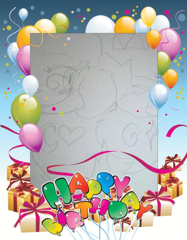 Happy Birthday Alysswolf by Wandeler3cute