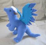Baby Saphira the Dragon
