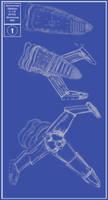Actuator Blueprints by Skylanth