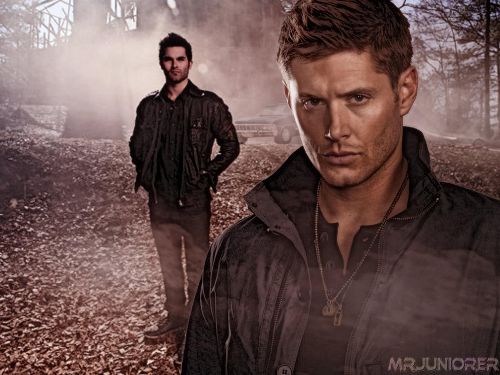 Dean and Derek by MrJuniorer
