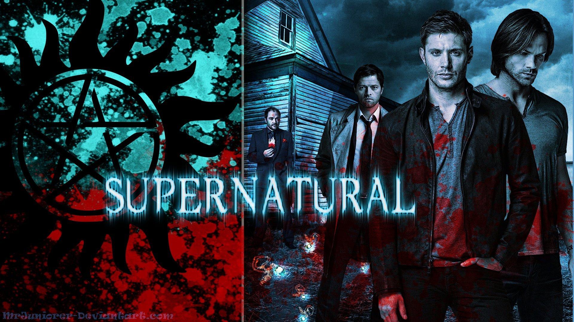 Supernatural Wallpaper - Supernatural Wallpaper By Mrjuniorer Savqy