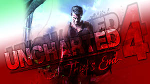 Uncharted 4- A Thiefs End Wallpaper