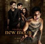 New Moon Alternate Poster