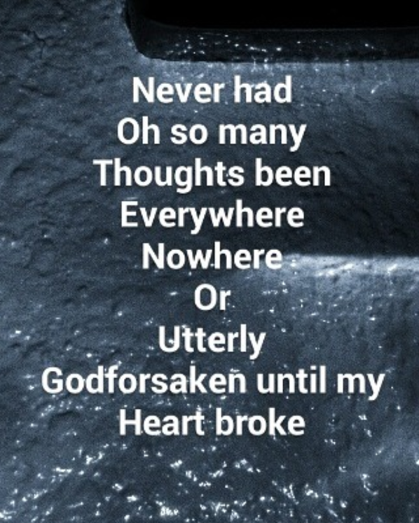 because I was N.O.T. E.N.O.U.G.H by KyMatheson