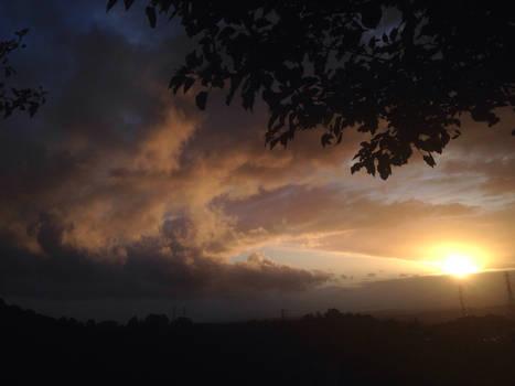 California Sunset 4, Part 1