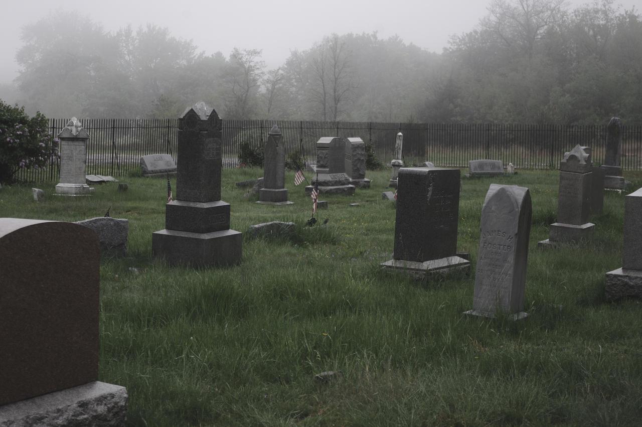 Old Centralia Cemetery III