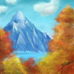 Speed Painting sept 20th, 2017