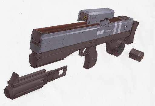 Mass Driver Carbine mkII