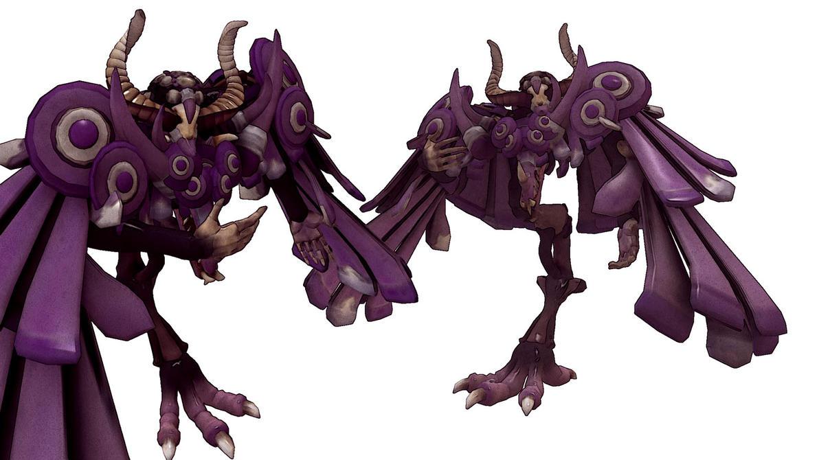 Spore Creatures: Mamudoh Yaga by IgnusDei