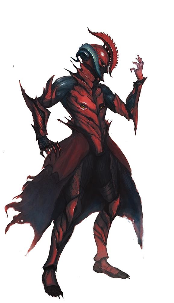 Каллниэр Флегг Рэндомский Dragon_Age__Red_Dragon_Armour_by_IgnusDei