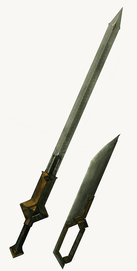 Masterwork Dwarven Blades by IgnusDei