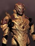 N7 Drell Assault Armor